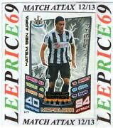 Match Attax Limited Edition Cards