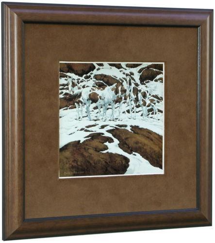 Bev doolittle pintos prints ebay