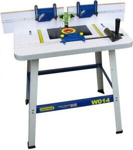 Router table ebay woodworking router tables greentooth Gallery
