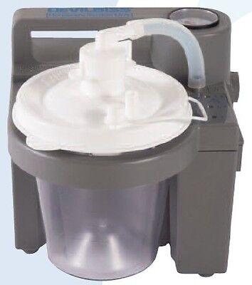 Devilbiss Homecare Medical Dental Portable Suction Aspirator Machine 7305d-d New