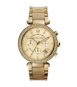 Michael Kors Parker Mk5632 Wrist Watch For Women For Sale Online Ebay