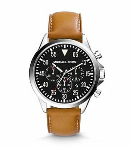 ae1258fbbe3a Michael Kors Gage MK8333 Wrist Watch for Men for sale online