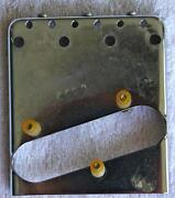 Telecaster Brass Saddles