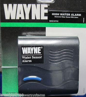 Electronic Sensor Alerts Homeowner Of Failed Sump Pump