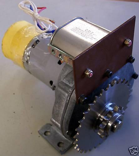 Siemens Gear-Master with Von Weise Motor