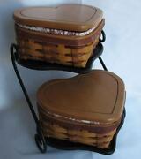 Longaberger Basket Little Love