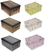 Decorative Cardboard Boxes
