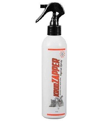 Krudzapper Spray Horse Dog Cat Wound Fungus Rainrot Ringworm Proud Flesh Skin