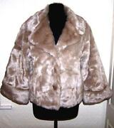 Marks and Spencer Fur Coat