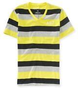 Yellow Black Striped Shirt