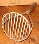 Wooden Potato Masher