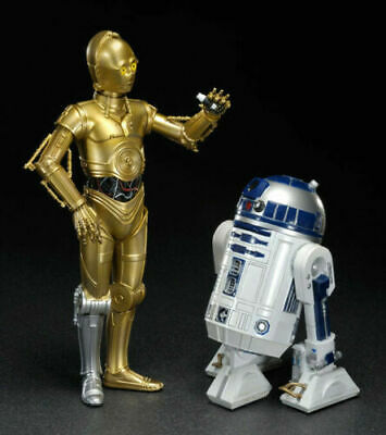 Kotobukiya Star Wars C-3PO and R2-D2 Artfx+ 2-Pack (SW067)