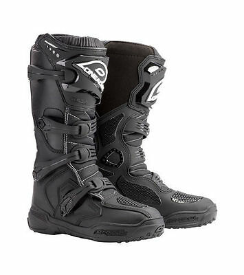 2018 ONeal ELEMENT Off Road MotoCROSS Boot Black Size 13 FREE SHIP! Make Offer!