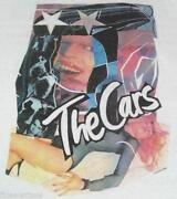The Cars Concert Shirt