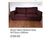 Brown Sofa, unused