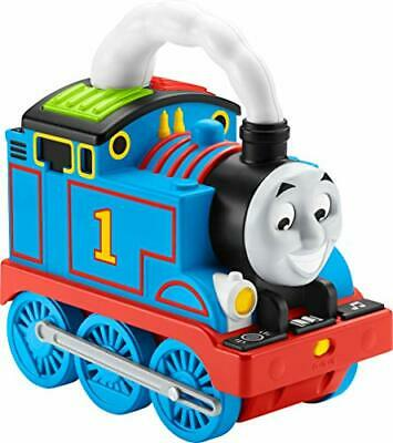 TrackMaster, Storytime Thomas, Interactive Push-along Train Standard Packaging