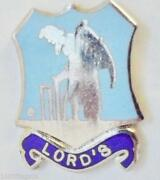 Cricket Badges
