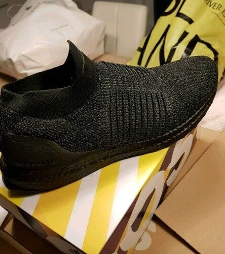 reputable site ac75f 0718d Adidas ultraboost laceless limited edition triple black brand new | in  Pontprennau, Cardiff | Gumtree