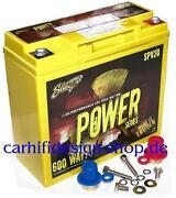 Car HiFi Batterie