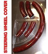 Jeep Wrangler Steering Wheel Cover