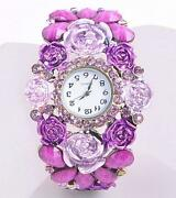 Ladies Cuff Watch