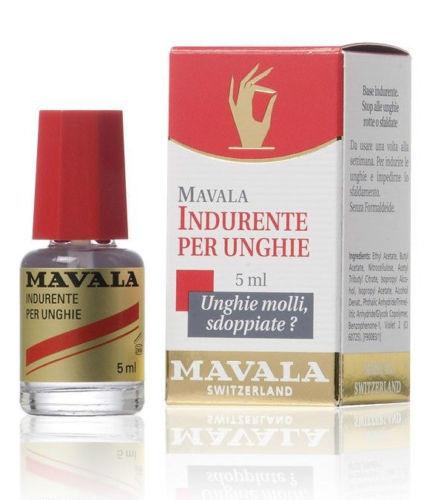 MAVALA INDURENTE PER UNGHIE 5ML - DURCISSEUR D'ONGLES TRATTAMENTO