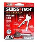 Swiss+Tech Stainless Steel Camping & Hiking Multi-Tools