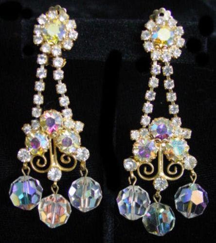 a2d5c973c Aurora Borealis Earrings   eBay