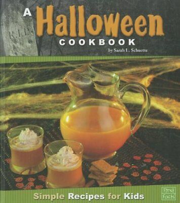 Halloween Recipe For Kids (A Halloween Cookbook: Simple Recipes for Kids)