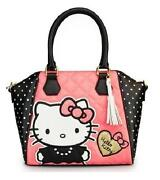 Hello Kitty Quilted Bag