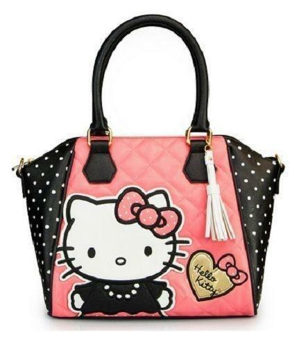 c30ab07825b0 Hello Kitty Quilted Bag