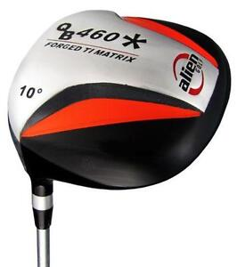 left handed golf club drivers