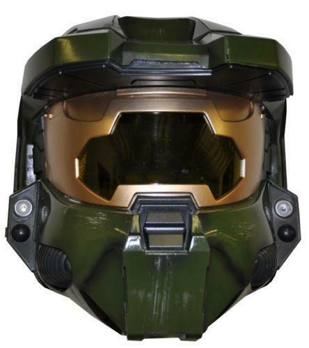 Halo Spartan Helmet: Video Games & Consoles | eBay