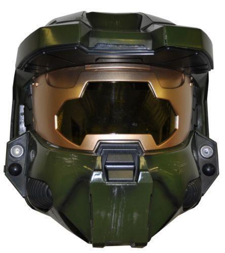 Halo Spartan Helmet: Video Games & Consoles | eBay