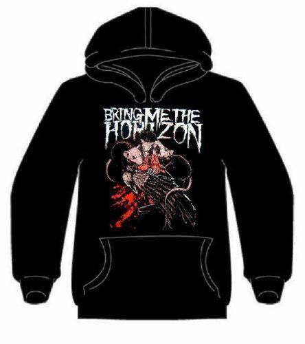 bring me the horizon hoodie ebay. Black Bedroom Furniture Sets. Home Design Ideas