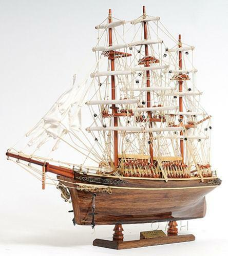 How To Build A Wooden Model Pirate Ship