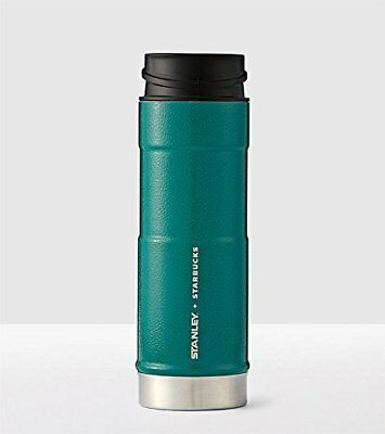 Starbucks Stanley Stainless Steel Thermal Drink Coffee Tumbler Thermos 16 oz.