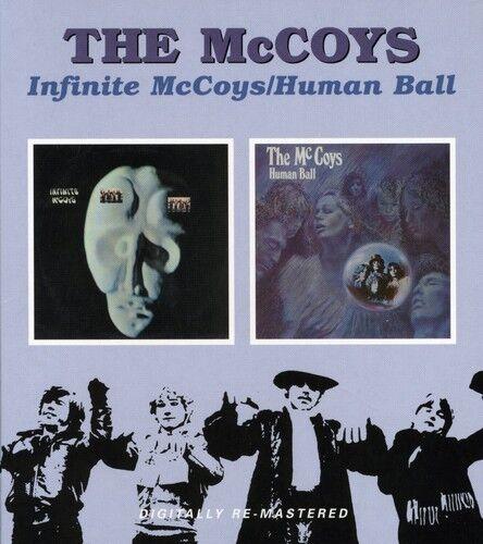 The McCoys - Infinite McCoys / Human Ball [New CD] UK - Import