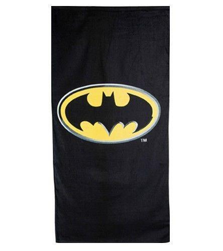 Batman Beach Towel Ebay