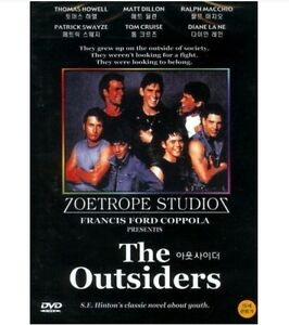 The Outsiders DVD: DVD...