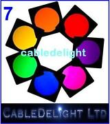 Coloured Light Filters