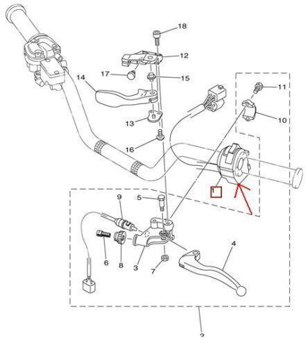 Yfz 450 Start Atv Parts
