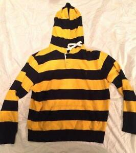 Striped Hoodie Ebay