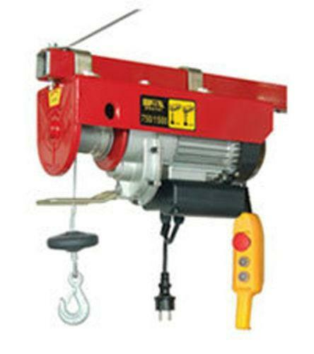 Electric Cable Hoist 110v : Electric crane ebay