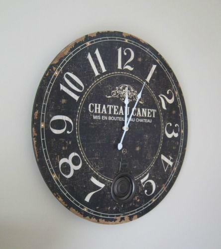 Extra Large Wall Clock Ebay