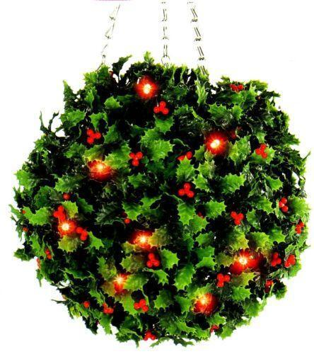 Christmas Outdoor Ball Lights
