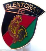 Glentoran Badges