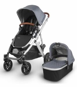 Brand New And Sealed In A Box Uppababy Vista Stroller 2018