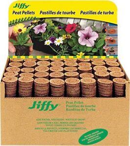 Jiffy 7, pastilles de tourbe 42mm