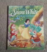 Disney Snow White Book